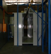 Powder Coating Spray Booths : Diri Booth